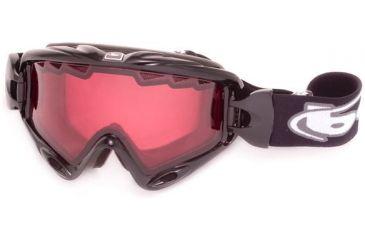 BolleCylonSki Goggles Shiny Black/ Vermillon