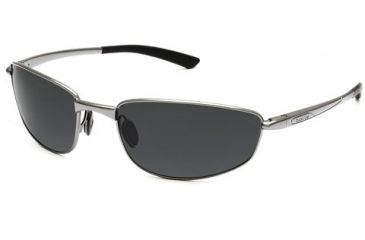 Bolle Del Mar Single Vision Prescription Sunglasses - Shiny Gunmetal Frame 11561RX