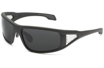 Bolle Diablo Single Vision Prescription Sunglasses - Satin Dark Grey  Frame 11554RX
