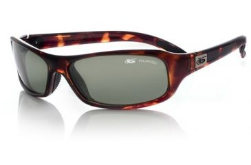 Bolle Fang Single Vision Prescription Sunglasses - Dark Tortoise Frame 10348RX