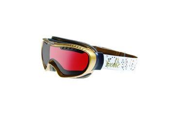 Bolle Goggles, Simmer Gold Frame, Vermillon Gun Lens 20778
