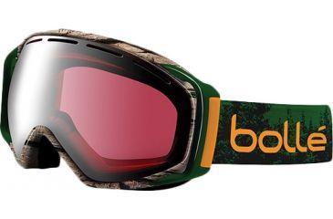 Bolle Gravity Goggles, Seth Wescott Signature Frame, Vermillon Gun Lens 20863