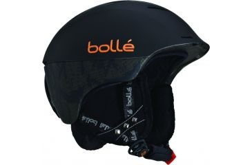 Bolle Helmet, Synergy Soft Black for 54-58cm Goggle 30376