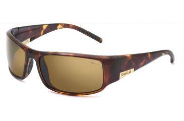 Bolle King Rx Sunglasses Dark Tortoise Frame 11000