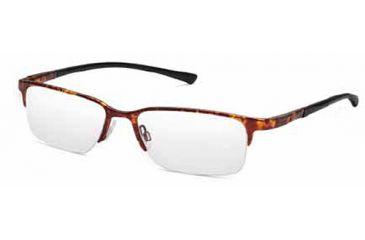 Bolle Laval RX Eyewear w/ Single Vision Lens - Copper Tortoise / Black