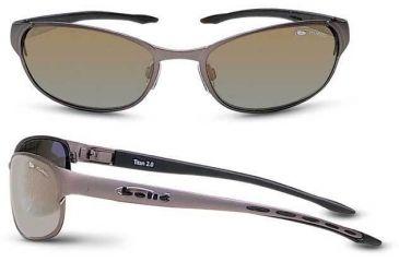 Bolle Metals Titan Rx Prescription Sunglasses