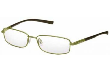 Bolle Monaco RX Eyewear Bifocal Lenses - Satin Green / Brown Frame