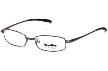 Bolle Optics Marnaz Prescription Eyeglasses with No Line Progressive Rx Lenses