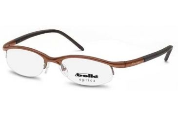 Bolle Optics Metz Prescription Eyeglasses with Lined Bifocal Rx Lenses