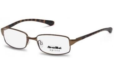 Bolle Optics Nantes Prescription Eyeglasses with No Line Progressive Rx Lenses