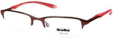 Bolle Optics Vendome Prescription Eyeglasses with No Line Progressive Rx Lenses