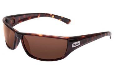 Bolle Python Progressive Prescription Sunglasses - Dark Tortoise Frame 11330PRG