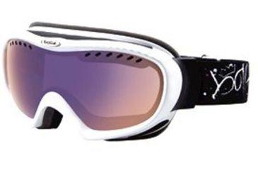 Bolle Simmer Women S Ski Goggles Blue Frame Aurora Lens 20689