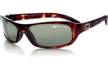 Bolle Polarized Sunglasses Fang - Dk Tortoise/ Pol Axis