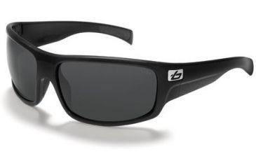 Bolle Barracuda Sunglasses 11232, Shiny Black Frame