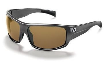 Bolle Barracuda Sunglasses 11237, Plating Gunmetal Frame