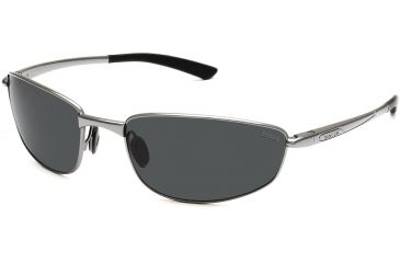 Bolle Del Mar Progressive Rx Sunglasses - Mar Shiny Gunmetal Frame 11560