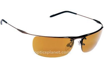 Bolle Action Sport - Golf Valorium Rx Prescription Sunglasses- EagleVision 2 Gold, AR - Matte Bronze Frame