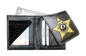 Boston Leather 575 Wallet Cutout - 575-S-S194