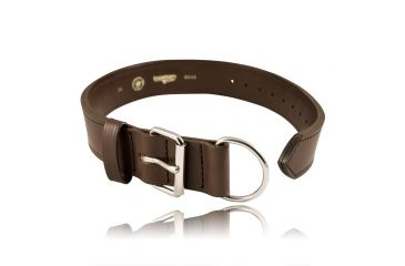 Boston Leather Canine Collar Agitation2 24 - 8320-1-24