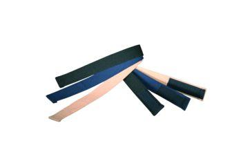 Boston Leather Velcro Tipped Cotton Webbelt 6229 30 26