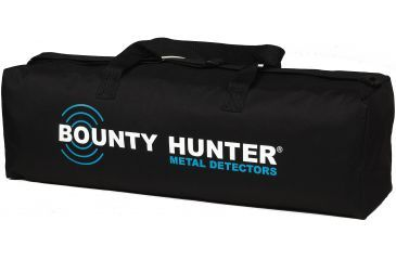 1-Bounty Hunter Padded Nylon Carry Bag for Metal Detectors