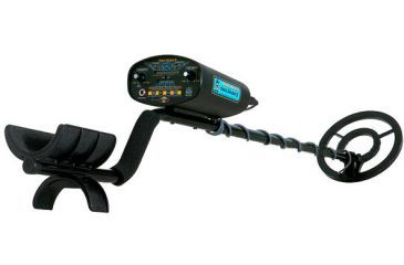 Bounty Hunter Sharp Shooter II Digital Metal Detector with Pinpointing Mode - SS2