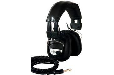 Bounty Hunter Stereo Headphones for Bounty Hunter Metal Detectors - HEAD