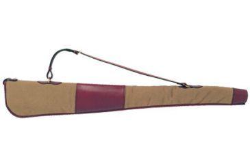 Boyt Harness Estancia Series Leather/Canvas Shotgun Case PL2100