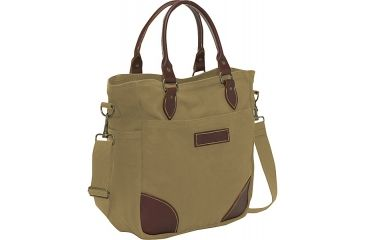 Boyt Harness Estancia Tote Bag, Khaki 12108