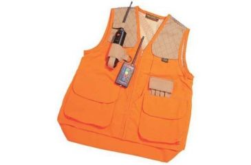 Boyt Harness Gun Dog Vest, Orange, Right Hand, 3XL 0D1503X11