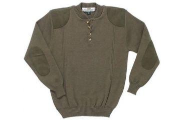 Boyt Harness Merino Wool Henley Sweater SW282