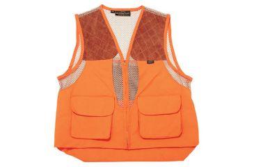 597cc42486e6c Boyt Harness HU101 Mesh Hunting Vest, Orange, Extra Large 0HU101XL3