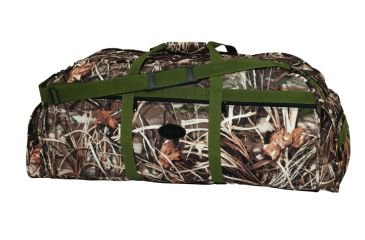 Boyt Harness Waterfowl Duffle Bag, Camo, 30in, Large 0WF183001