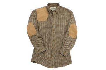 Boyt Harness HU1610 Big Sky Hunting Shirt, Small Multi Check