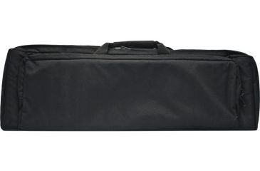 Boyt Tac541 Rectangular Tactical Gun Case Wpadded Straps 41in Black 11153