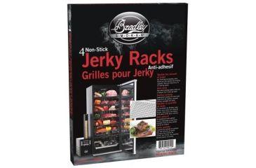 Bradley Smoker Set Of 4 Jerky Racks BTJERKY