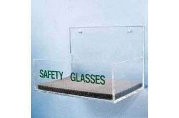 Brady Safety Glasses Holder, Brady 2011 Glasses Holder Safety Acrylic
