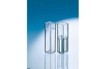 BrandTech BRAND Disposable Plastic Cuvettes, Acrylic and Polystyrene, BrandTech 759080D Acrylic (PMMA) Cuvettes Macro