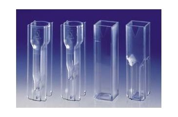 BrandTech BRAND UV-Cuvette Disposable Spectrophotometer/Photometer Cuvettes, BrandTech 759215 Ultra-Micro Cuvettes*