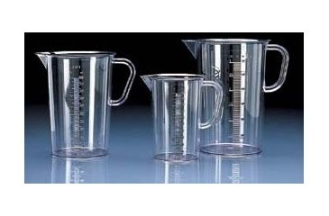 BrandTech Graduated Pitchers, SAN, BrandTech V44091