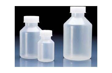 BrandTech Reagent Bottles, Polypropylene, Wide Mouth, BrandTech V101689