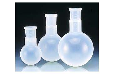 BrandTech Round-Bottom Evaporating Flasks, PFA, BrandTech V107797