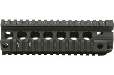 2-Bravo Company Mfg AR Rifles 7 Inch Picatinny Quad Rail