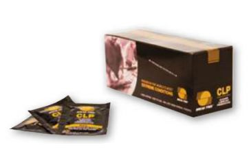 Break Free CLP Individually Wrapped Wipes, PK 50 1165221