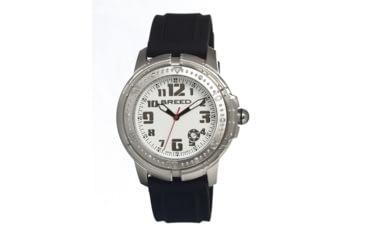 Breed 0901 Mach 1 Mens Watch, White BRD0901