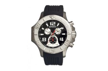 Breed 1701 Gabriel Mens Watch, Black BRD1701