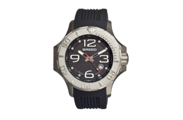 Breed 1802 Henry Mens Watch, Charcoal BRD1802