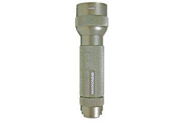 Brinkmann 1-Watt 90 Lumen LED Anodized Aluminum Flashlight 9L-FL-809-1078-1