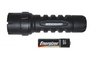 Brinkmann Armor Max 1AA 60 Lumens LED Flashlight 809-1095-0